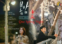 DVD Korean Drama One Spring Night (VOL.1 - 32 End) English Subtitle All Region