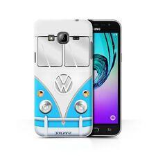 Étuis, housses et coques bleus Pour Samsung Galaxy J3 pour téléphone mobile et assistant personnel (PDA) Samsung