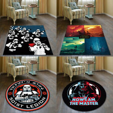 Star Wars Velboa Floor Rug Carpet Living Room Bedroom Doormat Non-slip Chair Mat