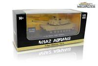 Modellpanzer Panzer  M1A2 Abrams Heng Long Maßstab 1:72 Standmodell  Kunststoff