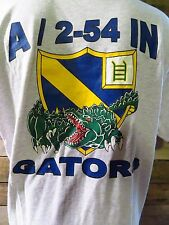 A/ 2-54 IN Gators T-Shirt Size L