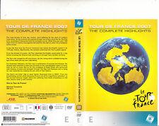 Le Tour De France-2007-The Completye Highlights-[3 DVD Set]-Bike Racing-TDR-DVD