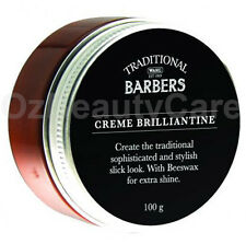 Wahl Professional Traditional Barbers Hair Creme Brilliantine 100g