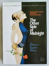 The Other Side of Midnight (Dvd, 1977) + Slipcover