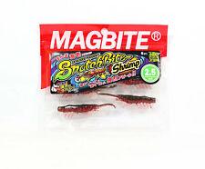Harimitsu Mag Bite Snatch Shrimp 2.5 Pulgada 6 per paquete 10 (6560)