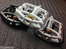 "CRANK CANDY ""EVO"" Lightweight Magnesium Alloy Mountain Bike Pedals MTB XC 9/16"