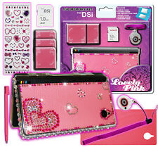 NEW Sealed-in-box Lovely Pink DSi Polyester Protection Case with 1GB SD Card
