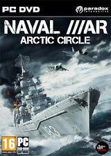 Guerra Naval Círculo Polar Ártico (Pc Dvd) Nuevo Sellado