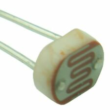 Miniatura luz dependiente Resistor LDR (paquete De 2)