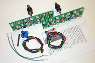 1964,1965,1966 Ford Mustang  LED Taillights,Stop,Tail & Turn W/Rapedfire