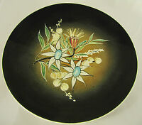 Large Studio Anna Plate with a Hand Painted Floral Motif LAYBY AVAILABLE