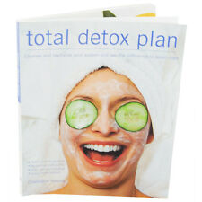 TOTAL DETOX - CHARMAINE YABSLEY - BOOST ENERGY RADIANT SKIN FLATTER STOMACH BOOK