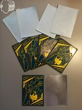Pokemon Sleeves, Kartenhülle, Schutzhülle, Pikachu, 10 Stück, gebraucht