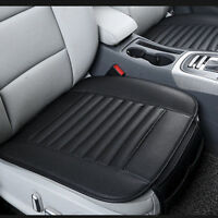 Universal Car Seat Cover Breathable Leather Pad Mat for Auto Front Chair Cushion