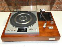 Toshiba SR-510 Vintage Hi Fi Direct Drive Record Vinyl Deck Player Turntable