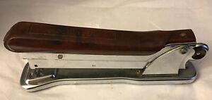 Ace Liner Model 502, Vintage Bakelite Stapler