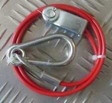 BREAKAWAY SAFETY CABLE FOR IFOR WILLIAMS TRAILERS - CLEVIS TYPE