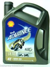 Huiles, lubrifiants et liquides Shell pour véhicule 4 L