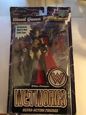 """Whilce Portacio's Blood Queen Wetworks Ultra-Action Figure,6"""",1995"""