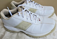 Womens Nike golf shoes - White/Beige size 7 Nice!