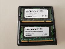 A-Tech 6521 AA 5514 L/H445/V 2gb DDR PC2700 Sodimm/333MHz