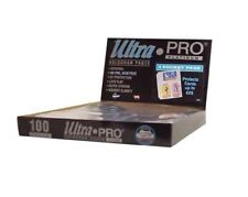 "100 leaves Ultra Pro Platinum A4 3 cases 4x6"" photo cards 101 x 152 mm 814243"