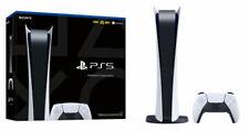 Sony Playstation 5 PS5 Digital Edition Konsole NEU OVP - Rechnung