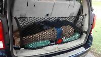 Rear Trunk Envelope Style Mesh Organizer Cargo Net for BUICK TERRAZA 05-07 New