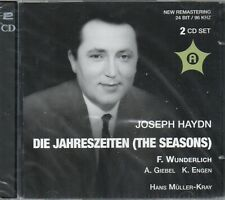 J.HAYDN - THE SEASONS - WUNDERLICH - GIEBEL - ENGEN - MULLER-KRAY - 1959