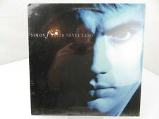 Simon f Never never Land LP Record Album Vinyl New Sealed