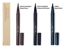 🔥 Full Size Stila Stay All Day Waterproof Liquid Eye Liner - 0.016 oz 0.5 ml