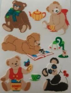 Sandylion Sticker Rarität Maxi Stoff