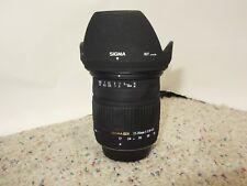 Sigma DC Macro HSM 17-70mm f/2.8-4 Lens for Pentax