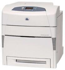 HP Color LaserJet 5550DN 5550 Laser Printer - COMPLETELY REMANUFACTURED