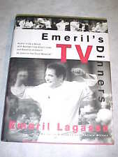 Emeril's TV Dinners : Kickin' It up a Notch with Recipes from Emeril Live Book