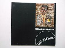 José Antonio da Silva Brazilian Artist Painter Exhibition Catalogue 1989