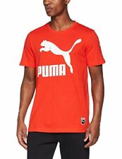 Puma Archive Logo Tee T-shirt Homme Rouge M