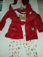 Girls' Clothing (newborn-5t) Sensible Elf On The Shelf Girls Nightgown Toddler Infant Pajamas 12 Mo Holiday Pjs Plaid