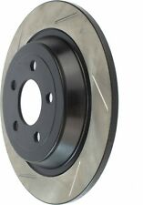 StopTech Rear Right Sport Slotted Brake Disc for 2015 - 2017 Ford Mustang