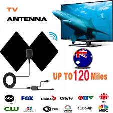 Digital Antenna TV Amplifier 200 Mile Range Skywire HDTV Indoor Signal Booster