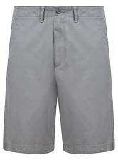 Brand New Mens Ex Old Navy Mens Grey Chino Cotton Shorts