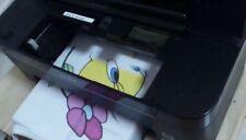 Build your own color DTG t-shirt/garment printer DVD (4 Disc Set)