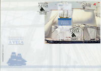 Portugal 2018 FDC Setting Sail Tall Ships Sailboats 1v M/S Cover Boats Stamps