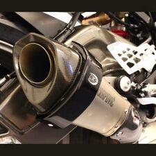 R&G Racing Akrapovic Hexagonal Auspuff Protektor Exhaust Protector Slider