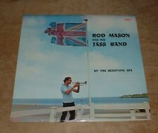ROD MASON AND HIS JASS BAND by the beautiful sea 1970 UK SENTINEL STEREO VINYL