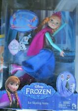 Disney Frozen Ice Skating Anna New Ages 4+