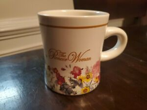The Pioneer Woman MERCANTILE Restaurant OK Store Coffee Mug Cup Souvenir Floral