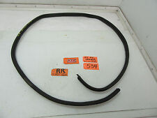 06 07 08 09 10 PT CRUISER RIGHT REAR DOOR BODY SEAL WETHER RUBBER STRIP OEM RR R