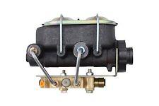 "GM 1-1/8"" Bore Master Cylinder & 4 wheel disc brake prop valve lines M_183"