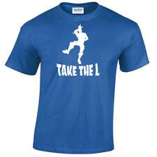 Niño Niña Take The L Inspirado Camiseta Moderna Baile Camiseta